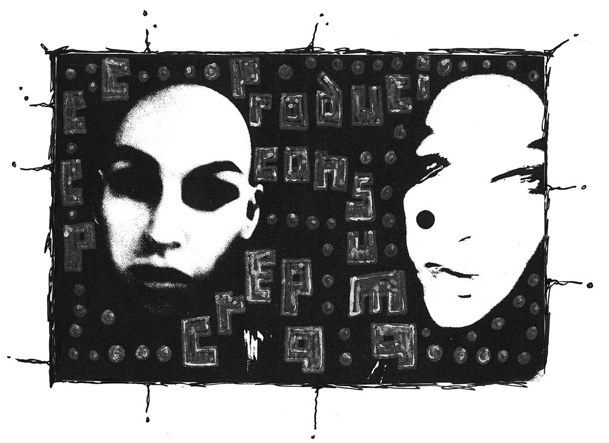 Collaboration with Italian Punk Band CCCP fedeli alla linea